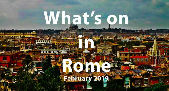 What to do in Rome in February 2019