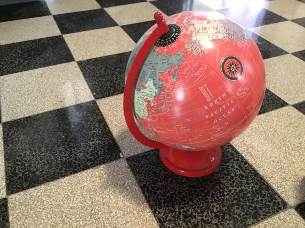 Globe available