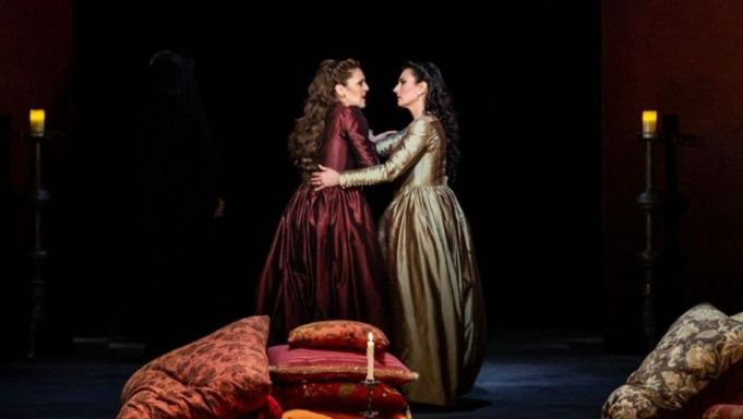 Anna Bolena by Donizetti at Rome's opera theatre