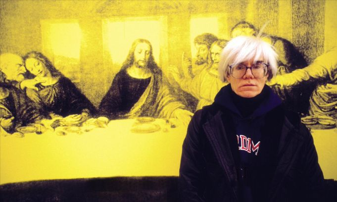 Vatican drops plans for Andy Warhol show