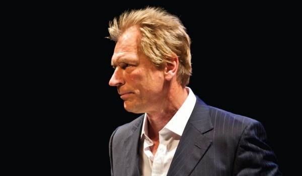Julian Sands reads Keats and Shelley poems in Rome