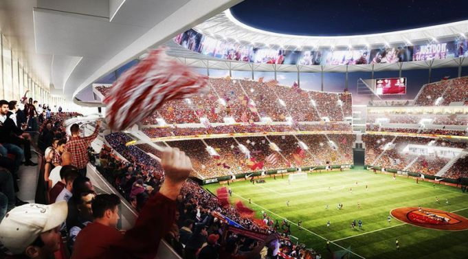 AS Roma stadium gets green light in Rome