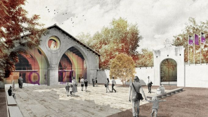 Former papal arsenal to host Rome Quadriennale