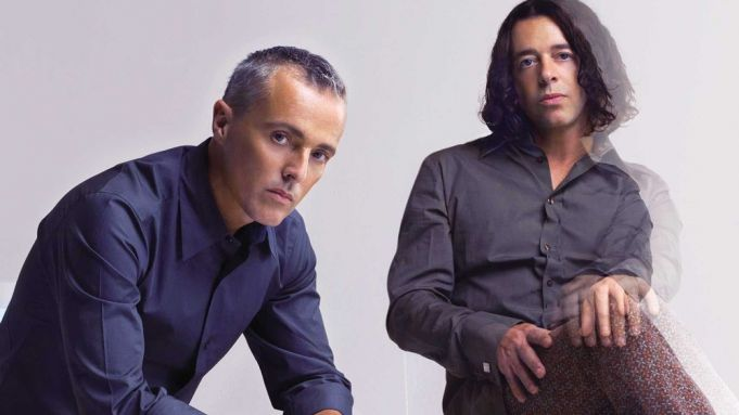 Tears for Fears concert in Rome