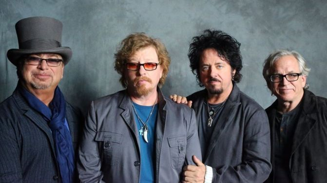 Toto concert in Rome