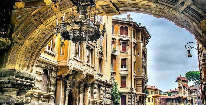 Fairytale and fantasy: Rome's Coppedè quarter
