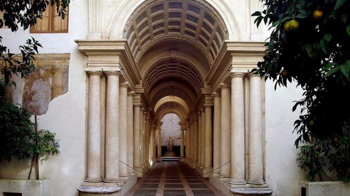 Galleria Spada A Hidden Gem In Rome Wanted In Rome