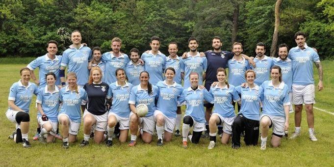 Gaelic football in Rome