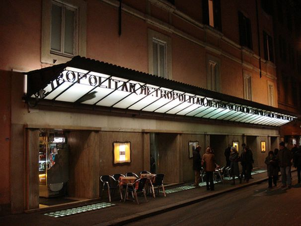 Rome's Metropolitan cinema to be redeveloped