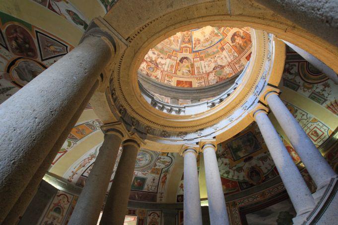 Palazzo Farnese at Caprarola: enchanting day trip from Rome
