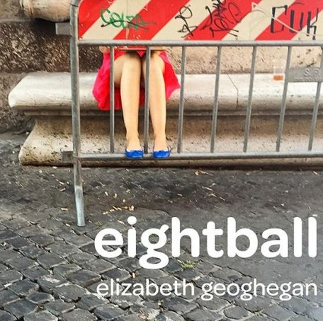 Rome's Almost Corner Bookshop presents Eightball by Elizabeth Geoghegan