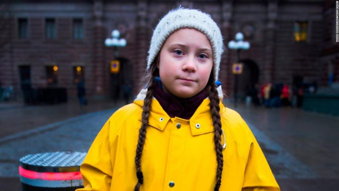 Climate change: Greta Thunberg comes to Rome