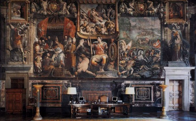How to visit Palazzo Farnese in Rome