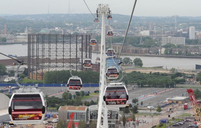Rome mayor wants work on cable car project to begin by 2021