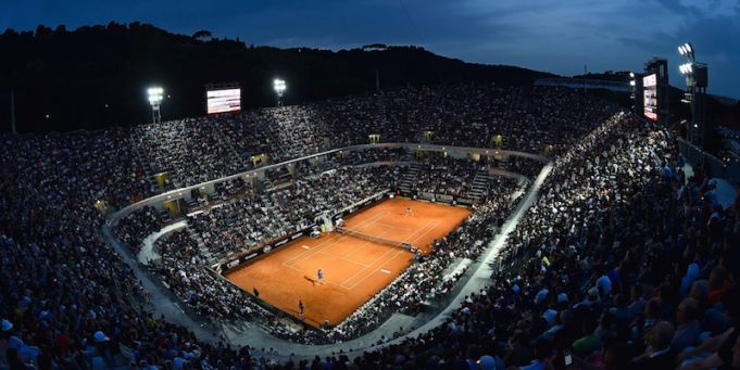 2019 BNL International Tennis tournament in Rome
