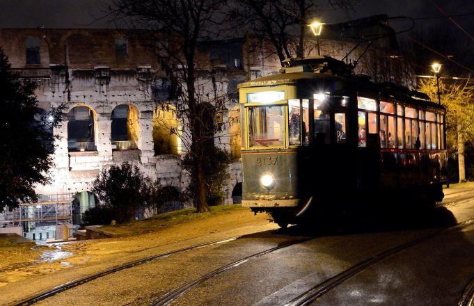 Tramjazz in Rome: An adventure in music