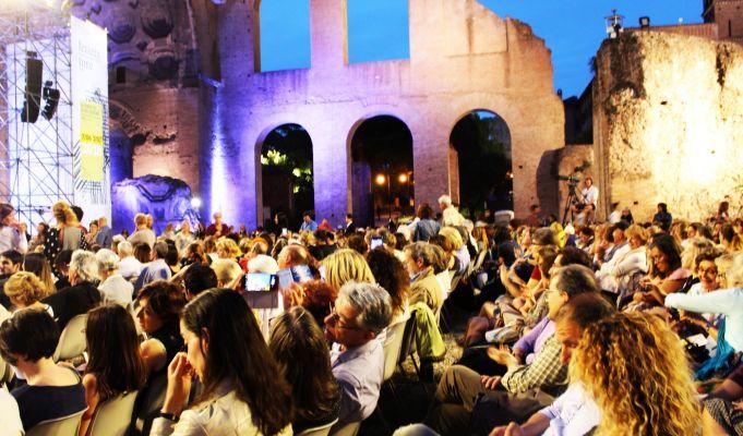 Rome's International Literature Festival 2019