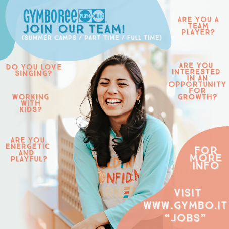 Energetic Class Leader for Gymboree Play & Music