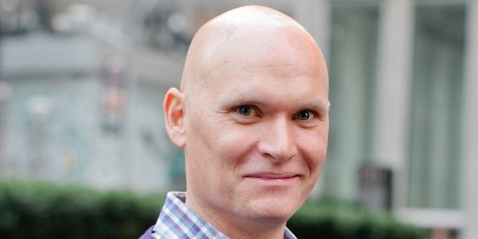 Anthony Doerr reads in Rome