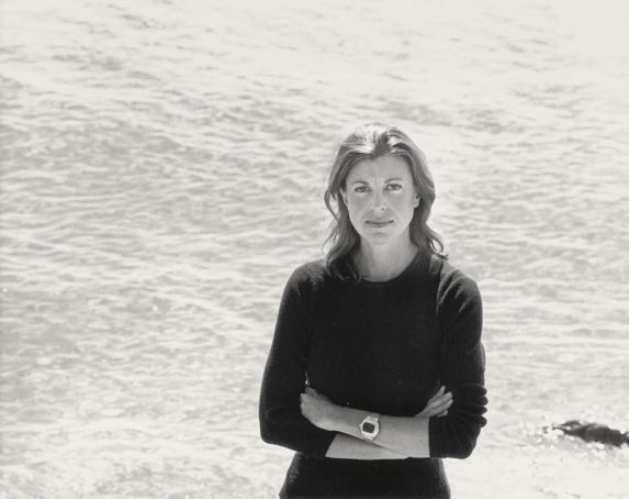Helen Frankenthaler talk at Galleria Nazionale in Rome