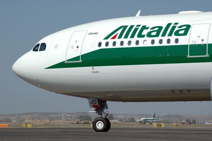 Alitalia strike on 21 May