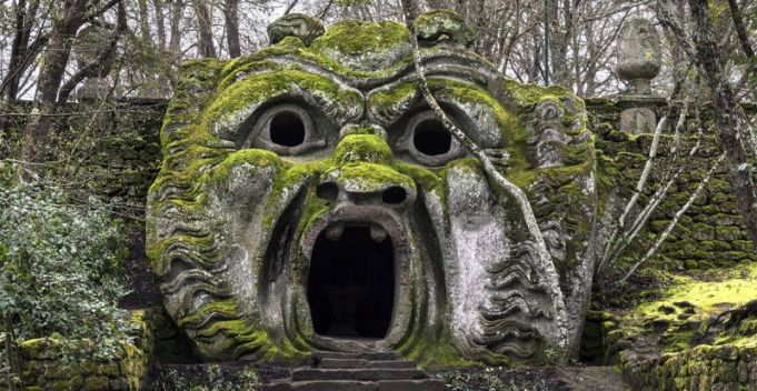 Bomarzo: Park of Monsters near Rome