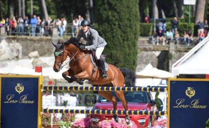 Piazza di Siena: Rome's international horse show