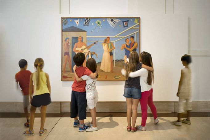 Rome's newest art museum celebrates first year