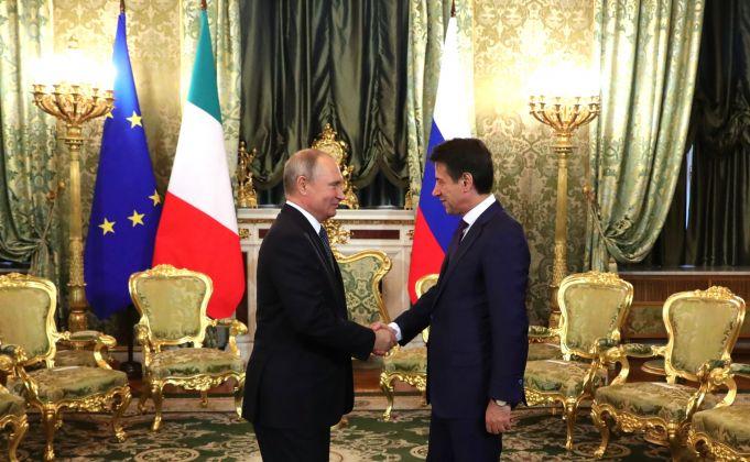 Putin to visit Rome on 4 July