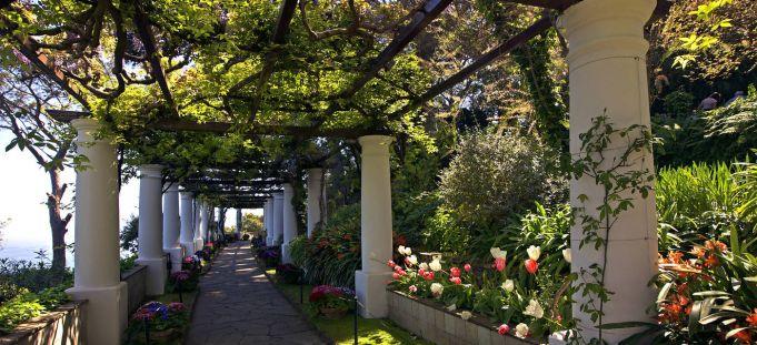The Myth of San Michele on the Isle of Capri
