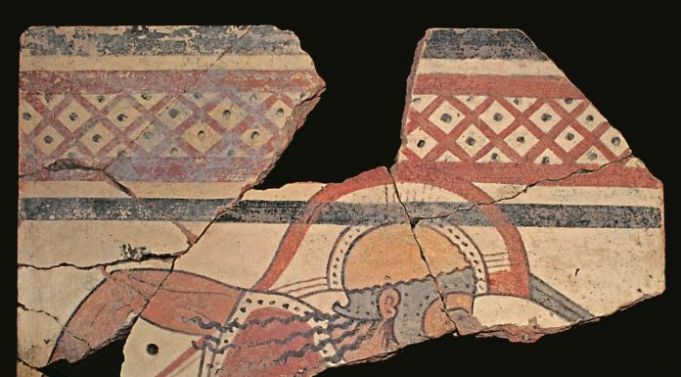 Etruscan terracotta treasures on show in Rome