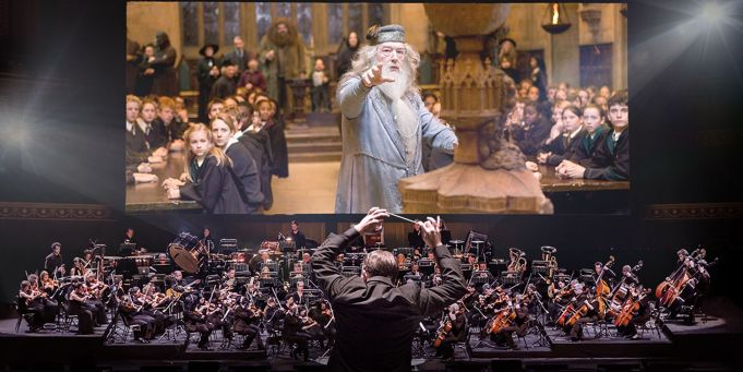 Harry Potter concerts in Rome