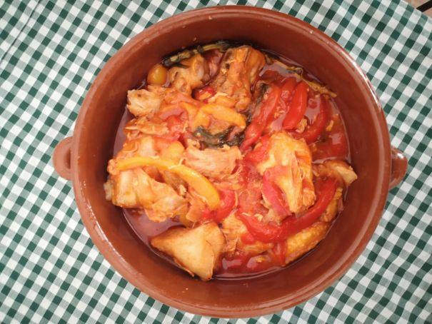 Rome recipe: Pollo alla Romana