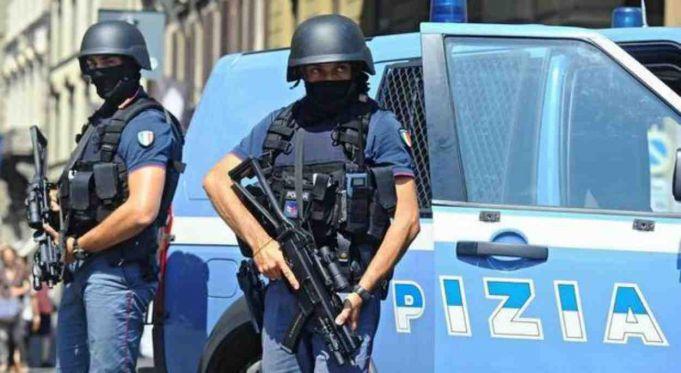 Rome on maximum terror alert