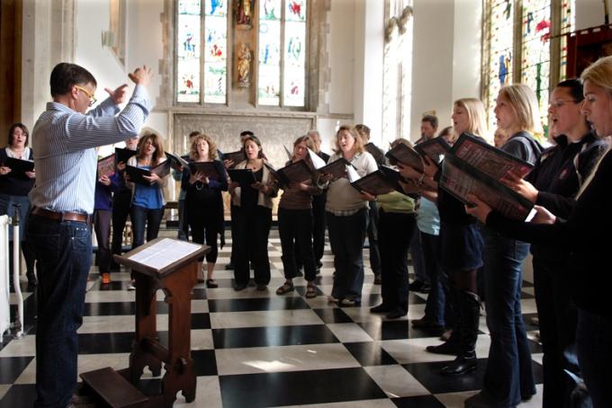 Harmonia Sacra concerts in Rome