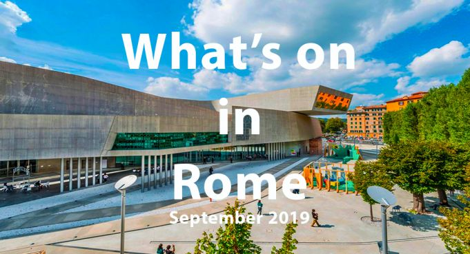 What to do in Rome in September 2019