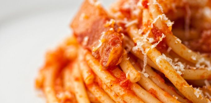 Spaghetti all'Amatriciana festival returns to earthquake-hit Amatrice