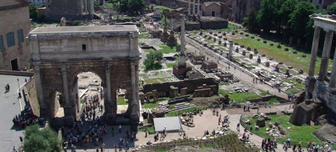 Forum Pass: Visiting Rome's Imperial Fora, Palatine Hill and Roman Forum