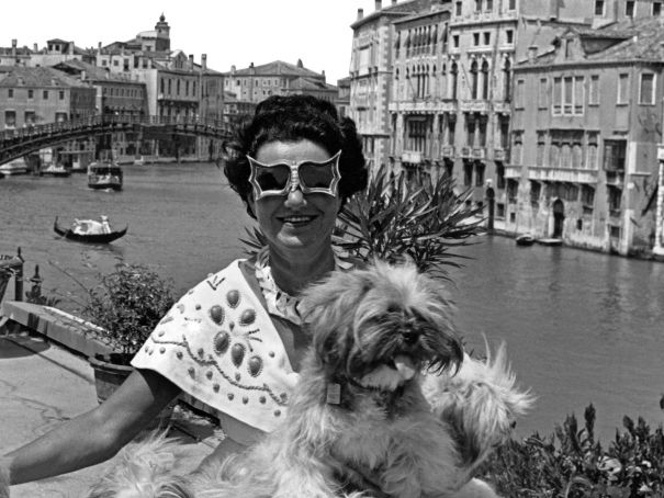 Happy birthday Peggy Guggenheim