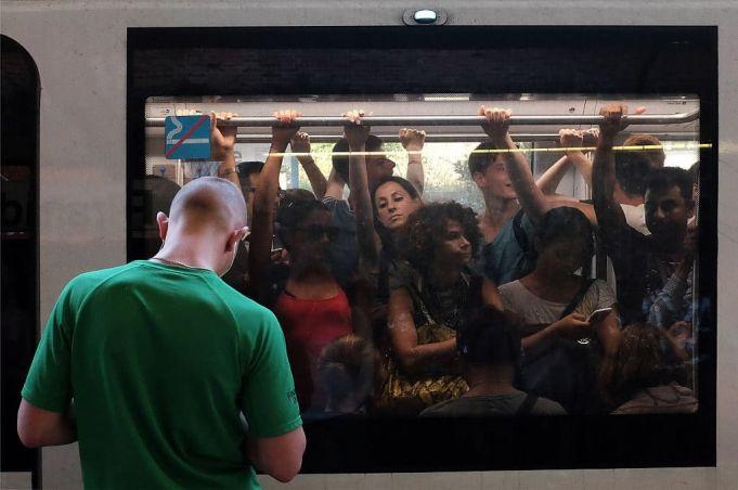 Rome's Metro A resumes full service
