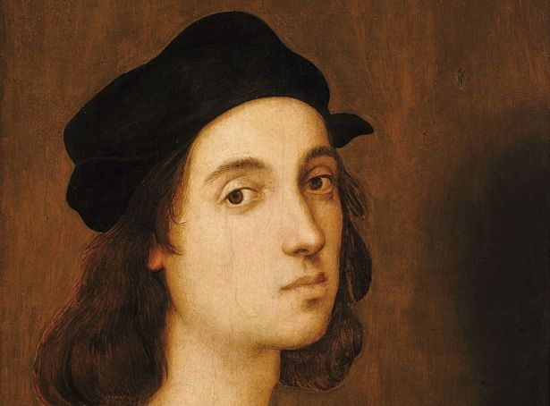 Where to see Raphael's art in Rome