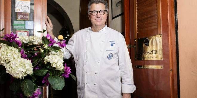 Interview with celebrated chef Massimo Riccioli