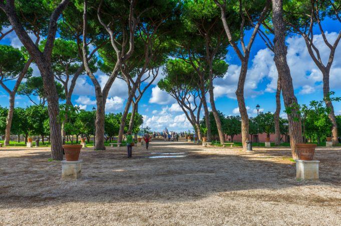 Exploring Rome's Aventine Hill