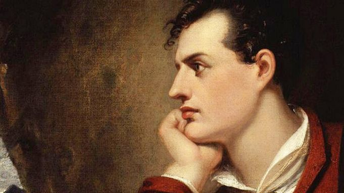 The Sour Fruit. Lord Byron, Love & Sex: book presentation in Rome