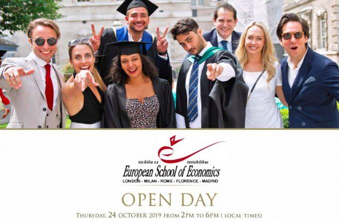 The European School of Economics opens its doors
