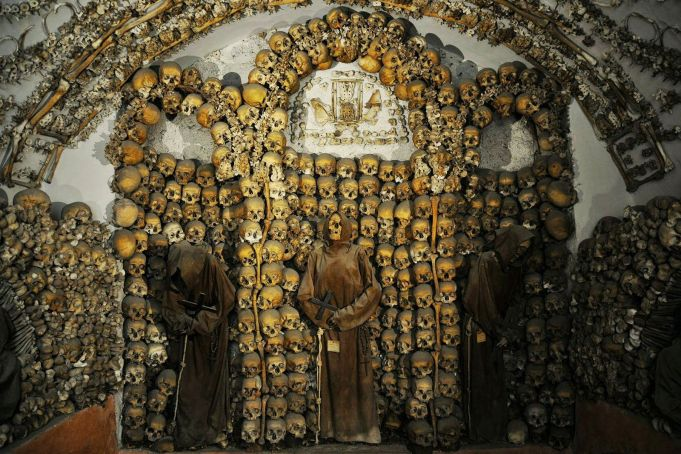Rome's Capuchin Crypt: Face to face with death