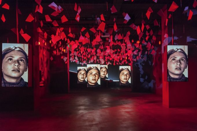Rome's Cinecittà film studios open audiovisual cinema museum