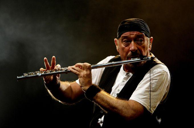 Jethro Tull concert in Rome