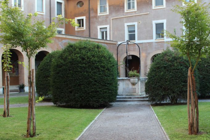 Conferences at Lay Centre at Foyer Unitas in Rome