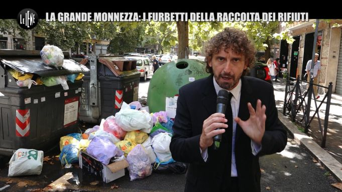 Probe into failure to collect trash from Rome shops